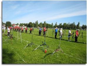 Island Games shooting line