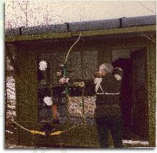 Treborth club cabin 1979